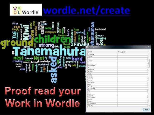 wordle.net/create