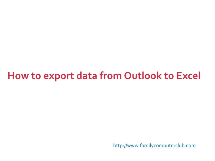 export data from pdf to excel