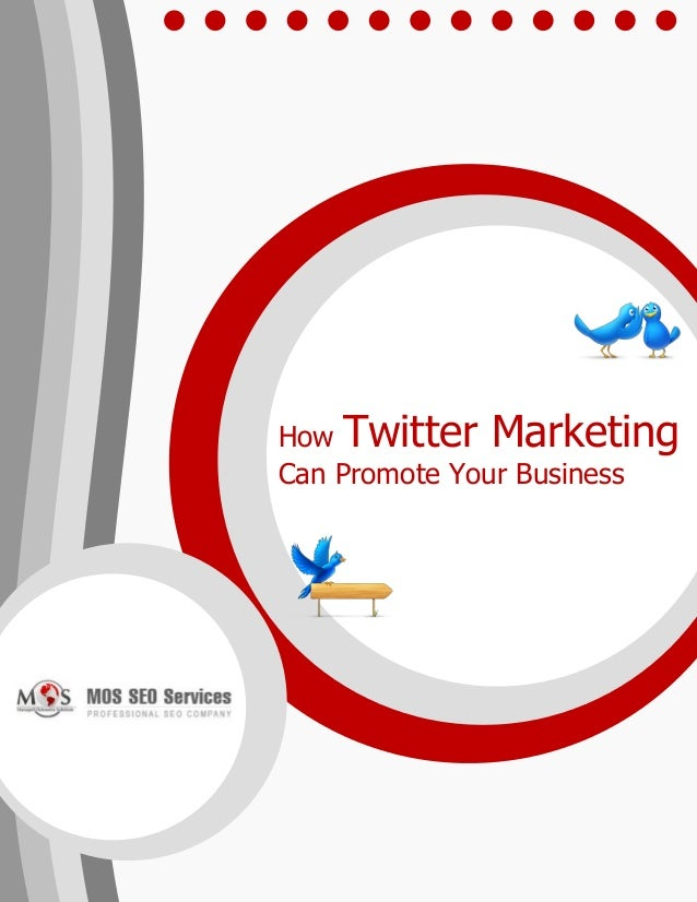 www.viralseoservices.com How Twitter Marketing Can Promote Your Business