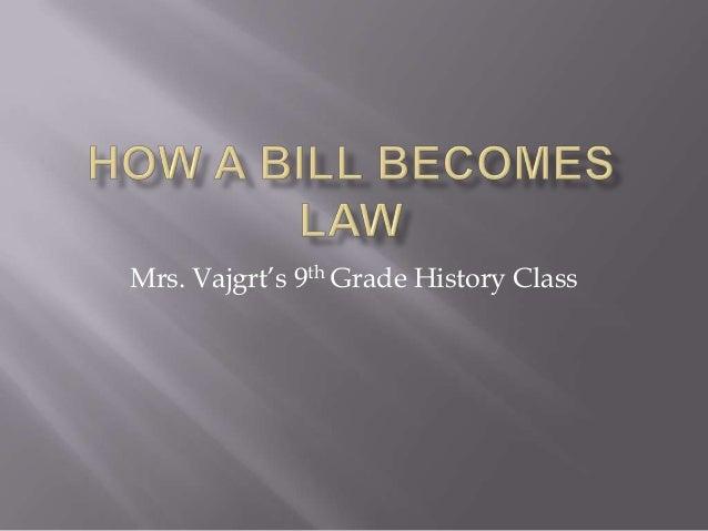 Mrs. Vajgrt's 9th Grade History Class