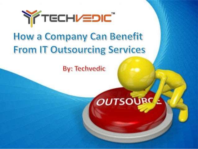 It Outsourcing Service Image : How a company can benefit from it outsourcing services