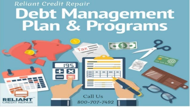 7928f5518a3 How a debt management program work for you