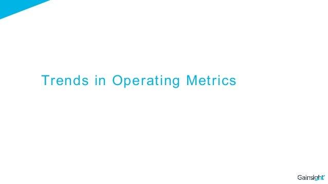 Trends in Operating Metrics
