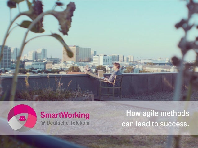 How agile methods can lead to success.