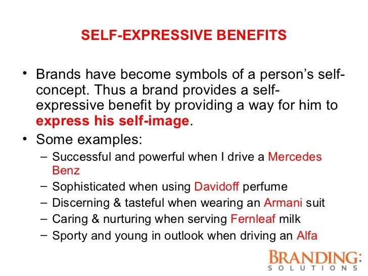 Definition of self-expressive writing a business