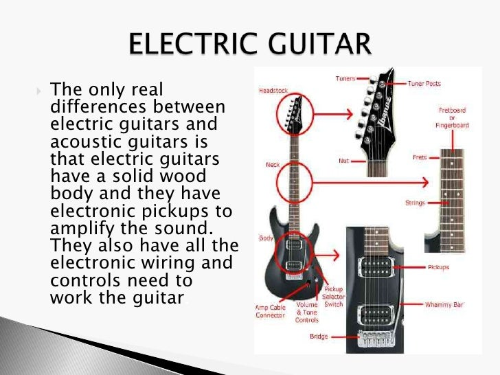 how a guitar works. Black Bedroom Furniture Sets. Home Design Ideas
