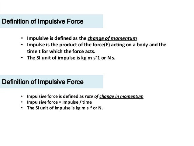Impetuous Definition How airbag reduces the...