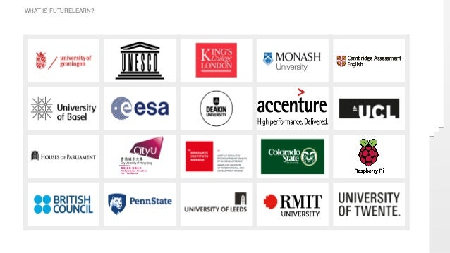 Quality frameworks for MOOCs: How a MOOC platform checks the quality of MOOCs; FutureLearn Slide 3