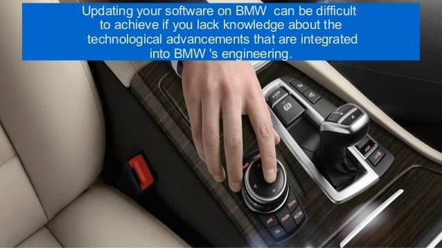 How and When Should I Update My BMW Software