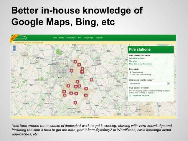 How and why governments should use OpenStreetMap - Pete Lancaster - S…