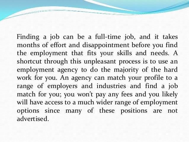 Best option agency hiring