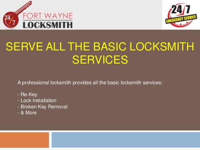 How An Expert Locksmith Can Help You Slide 3