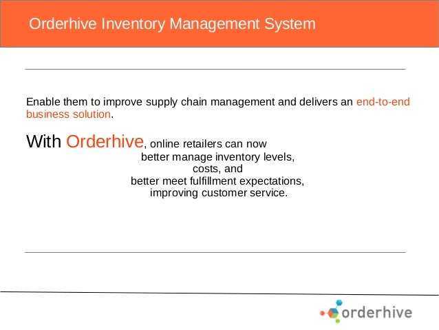 How an inventory management system help in eliminating dead