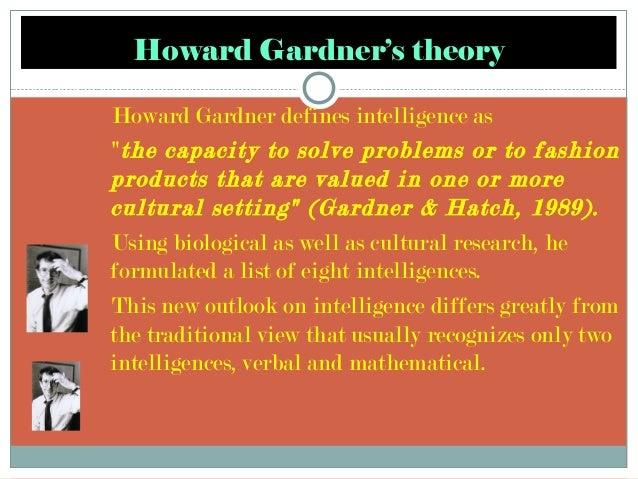 howard gardner multiple intelligence theory pdf