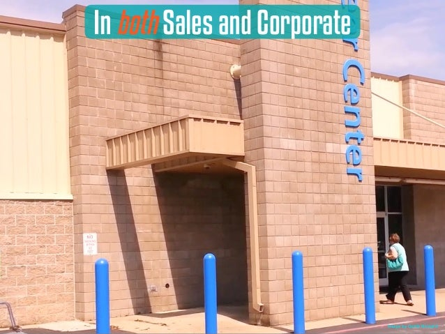 In both Sales and Corporate Image by Curtis Howard