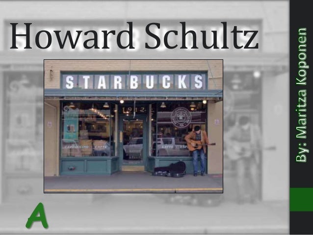 Howard SchultzA