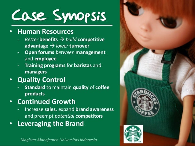 starbucks total quality management I also had the opportunity to be engaged in a variety of hands-on activities, such as offering new product ideas to starbucks,  total quality management diploma .