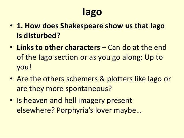 how does shakespeare show us that Othello's jealousy is typical of society at the time, and his own tragic  more in- depth help with this, then you are welcome to contact me for a tutoring session.