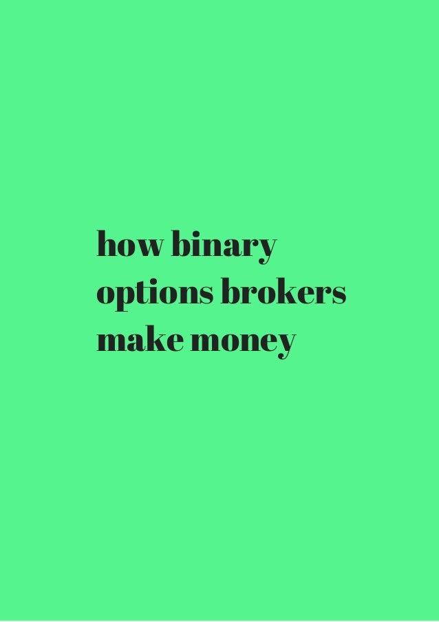 The binary option jackpot