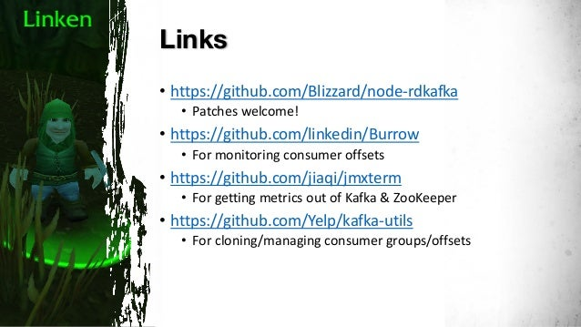 Kafka Summit SF 2017 - How Blizzard Used Kafka to Save Our