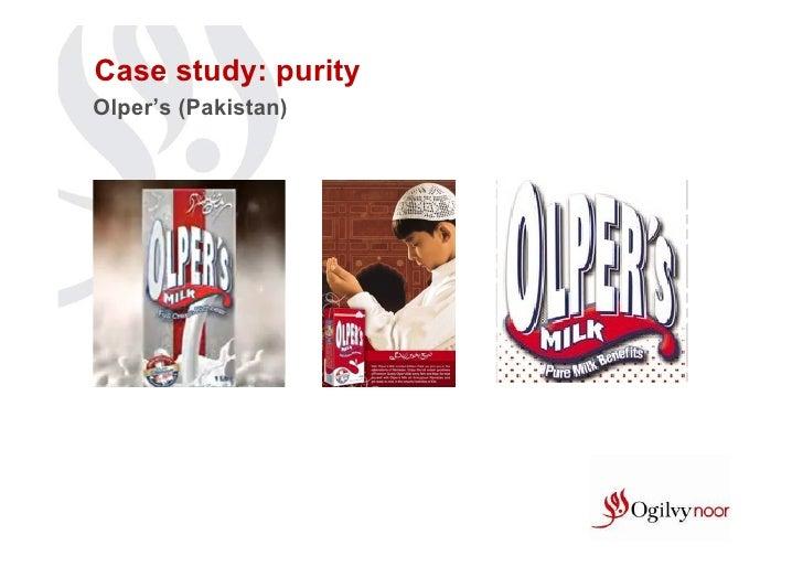 Case study: purityOlper's (Pakistan)