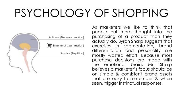 How Brands Grow : A summary of Byron Sharp's book on what marketers d…