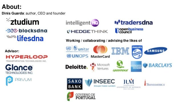 How Businesses & Governments Can Prosper with Blockchain AI Tech by Dinis Guarda Slide 2