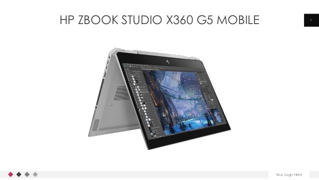 HP ZBOOK STUDIO X360 G5 MOBILE Your Logo Here 7