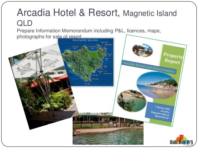 Arcadia Hotel Magnetic Island For Sale