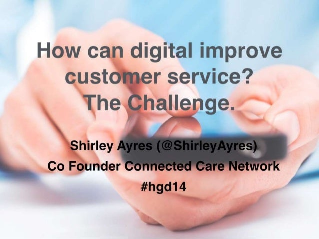 How can digital technology improve customer service and build community connections