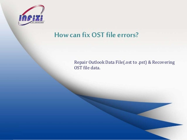 OST Converter Software to Recover OST Convert OST to PST