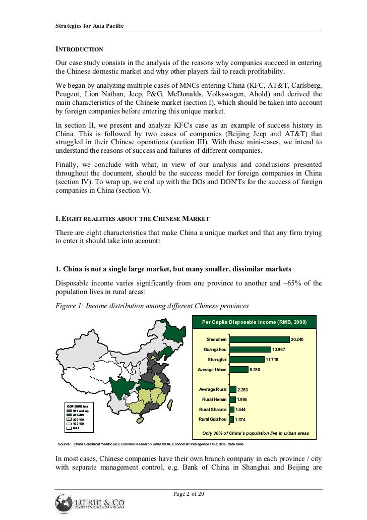 Urban China: Toward Efficient, Inclusive, and Sustainable ...