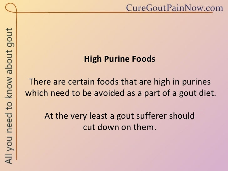cut uric acid zinc gout relief hot or cold foods to stop eating for gout