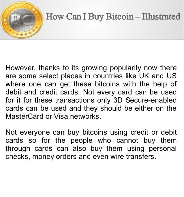 how can i buy bitcoin