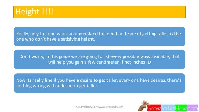 how to get taller in one day