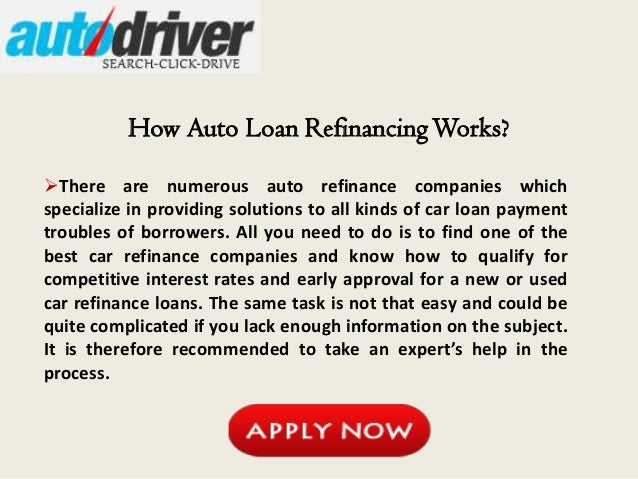 Can I Refinance A Car With The Same Lender