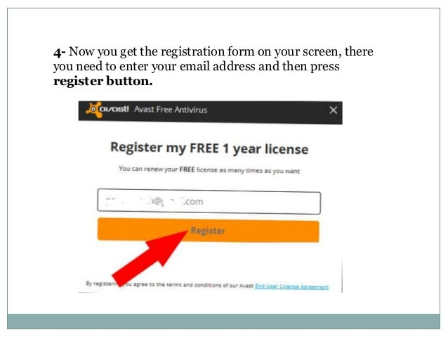 one year free antivirus