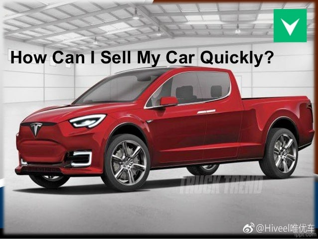 Sell My Car Fast >> How Can I Sell My Car Quickly