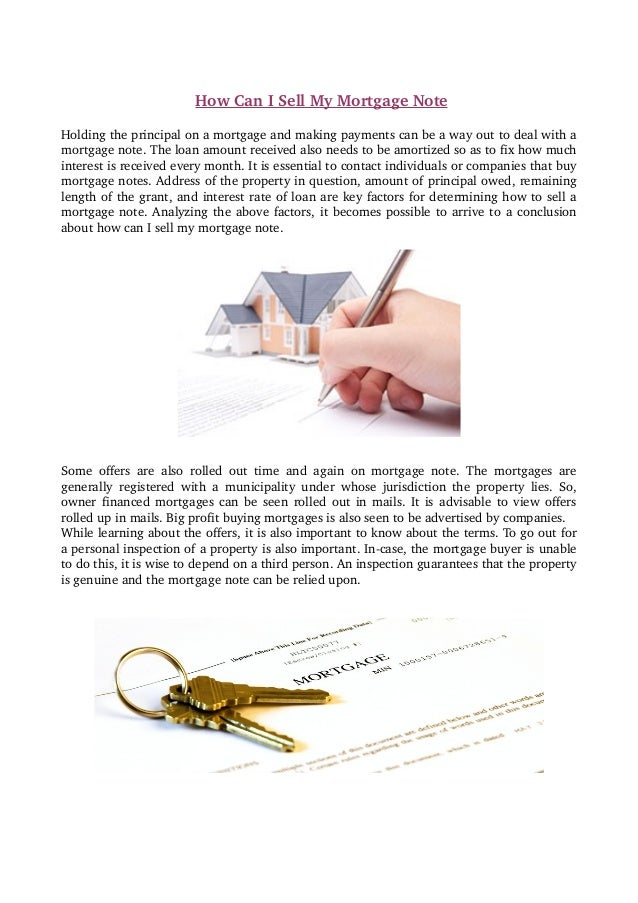 Real Estate Mortgage Note Definition