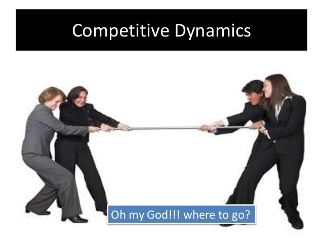 Competitive Dynamics Oh my God!!! where to go?