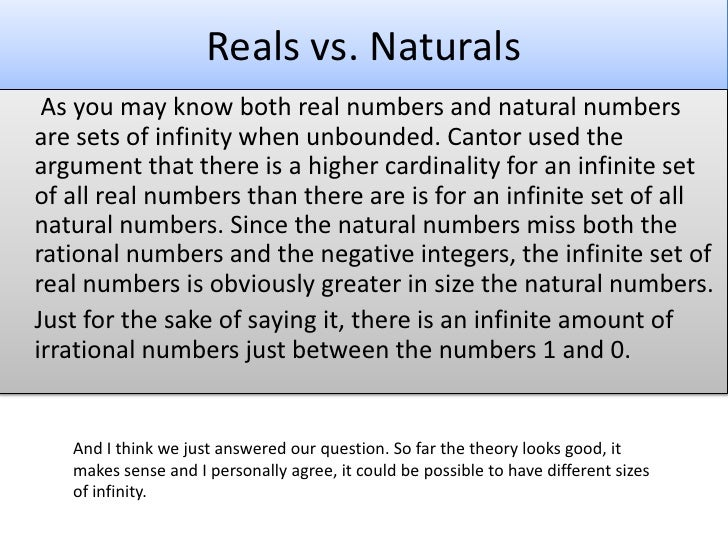 Natural Numbers Vs Positive Integers