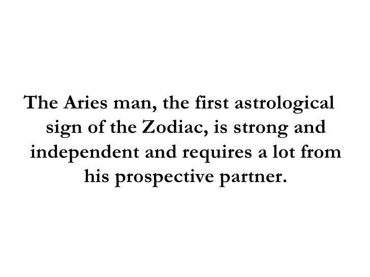 How To Win Back An Aries Male