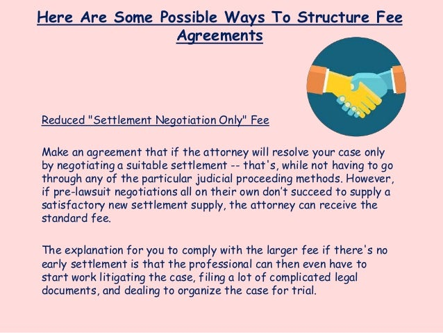 How Can You Negotiate Personal Injury Attorney Camden County Fees Or
