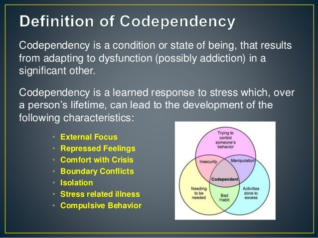 Codependent dating website