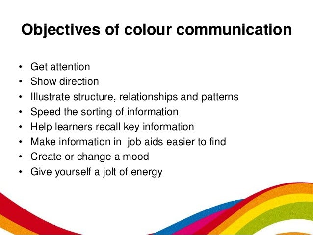 How Colors Affect Mood Everyday Things That Affect Your