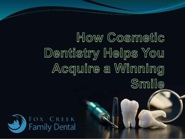 Contact us at (303) 772-9966 Or Visit Us at www.foxcreekfamilydental.com