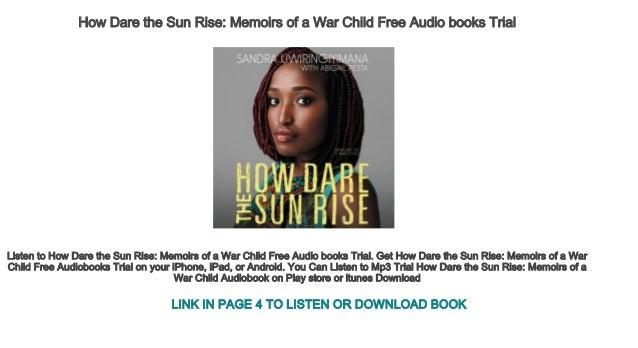 Memoirs of a War-Child