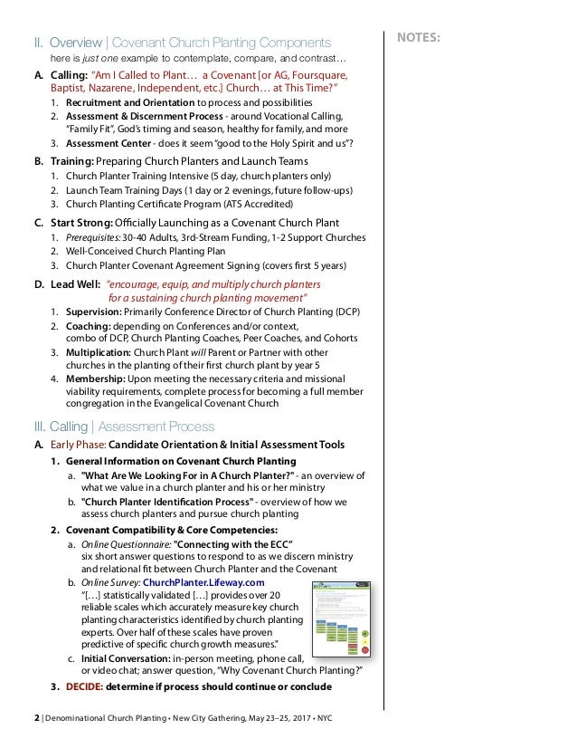 How denominations can partner in successful urban church planting 2 ii overview covenant church planting malvernweather Image collections