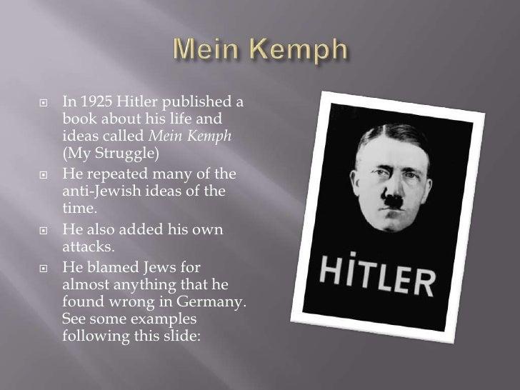 making germans hate jews