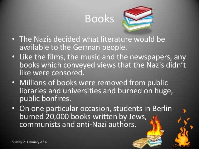 """Résultat de recherche d'images pour """"nazism censorship press"""""""